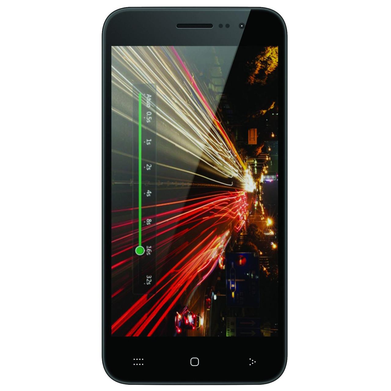 Смартфон Bravis Hit 4Gb Black GPS