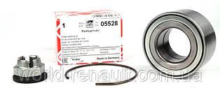 Комплект подшипника передней ступицы на Рено Логан, Логан MCV, Сандеро Stepway(без ABS)/ FEBI  05528