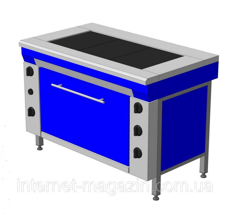 Плита промышленная электрическая ЭПК-3ШБ