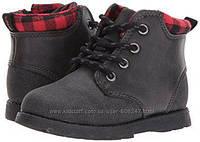 Ботинки детские на молнии EUR 28-30 стелька 18, 5 см Carters для мальчика