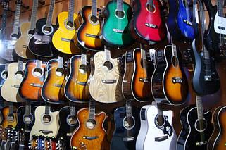 Гітари і обладнання