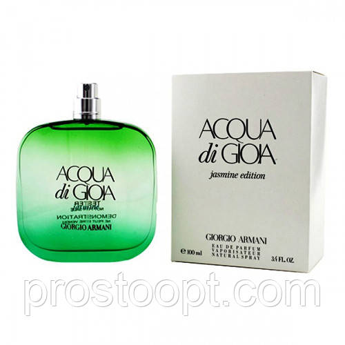 Armani Acqua Di Gioia Jasmine Edition EDP 100 мл TESTER женский