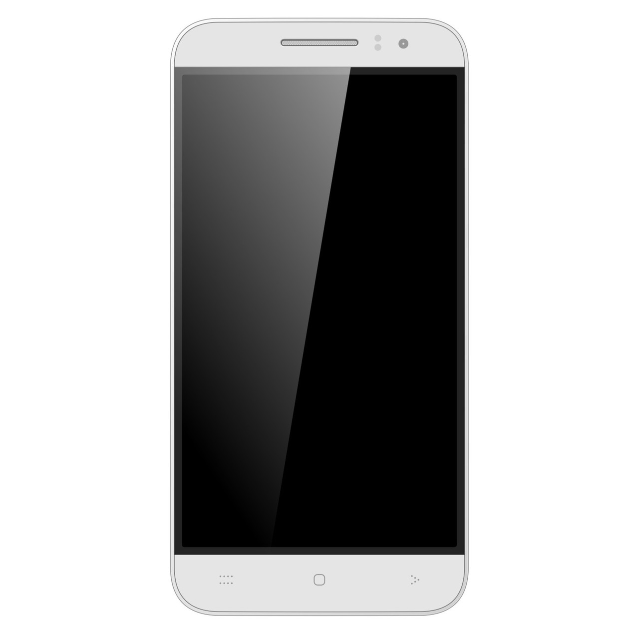 Смартфон Bravis Hit 4Gb White GPS