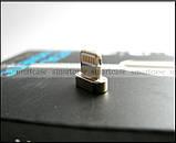 Магнитный кабель для зарядки и передачи данных 3 в 1 (Type C, Micro USB, Lightning Apple), индикация  + нейлон, фото 7