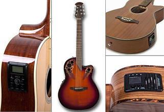 Електроакустичні гітари