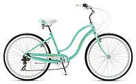 "Велосипед 26"" Schwinn Streamliner 1 Women 2015 light blue"