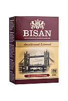 Чай Bisan 100г Англійський Елітний великий лист