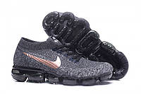 Кроссовки Nike Air VaporMax Flyknit ''Explorer Dark'' (реплика А+++ ), фото 1