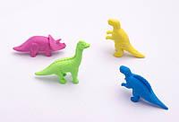 """Ластик детский """"Динозавры"""", в ассортименте"""