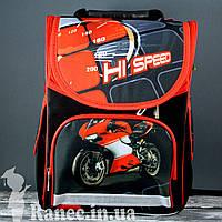 Ранец ортопедический Smile Мотоцикл 988329