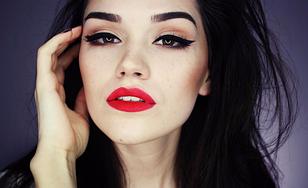Делаем макияж с красной помадой - дельные советы визажистов
