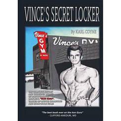 Книга Karl Coyne: Vince's Secret Locker, англ.