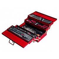 Набор инструментов в металлическом ящике 108 ед.  JTC B108 JTC