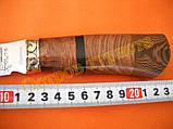 Нож туристический Охотник 1020 сталь 65х13, фото 6