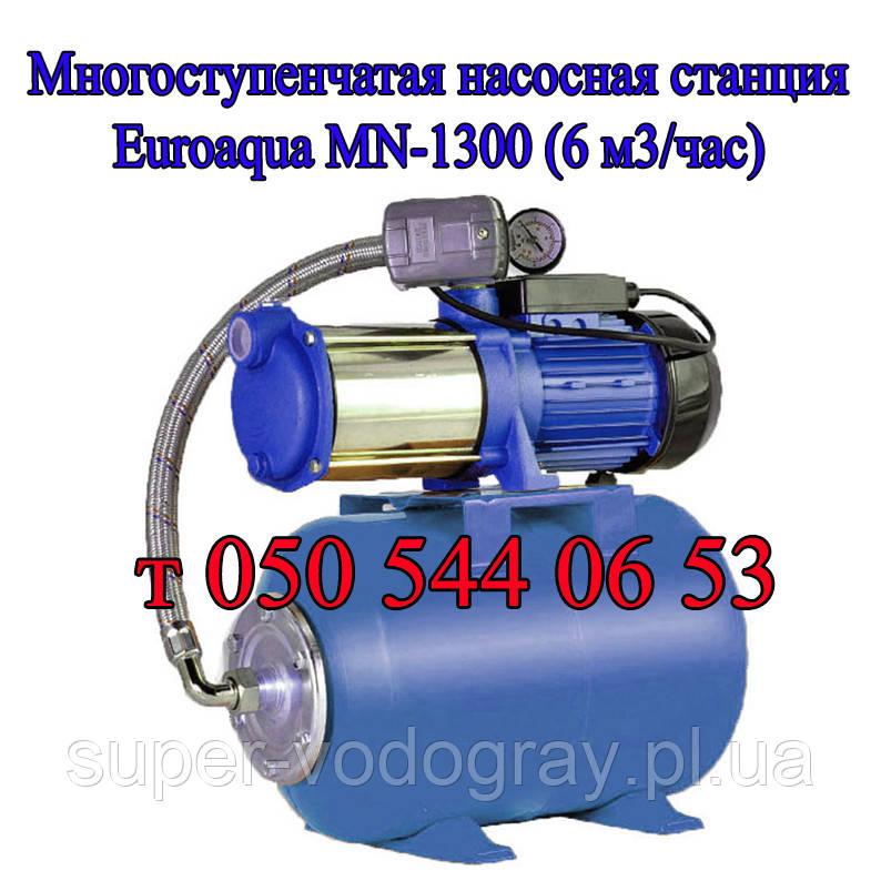 Насосная станция Euroaqua МН-1300 (6 м3/час)