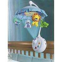 Детский Мобиль на кроватку с проектором Умный малыш 7180