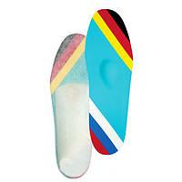 Ортопедические стельки премиум класса для закр. и спорт. обуви мужс. СТ-111