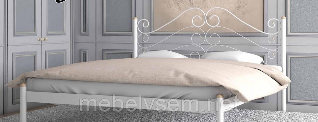 Кровать Адель от Металл-Дизайн