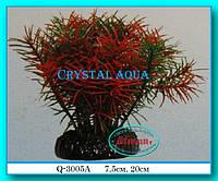 Растение Атман Q-3005A, 20см