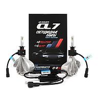 Aвтолампы Cool LED CL7 NEW, H7, 3500K, 2315Lm,  27W, Philips Luxeon Z ES