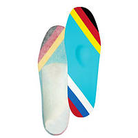 Ортопедические стельки премиум класса для закр. и спорт. обуви женск. СТ-110