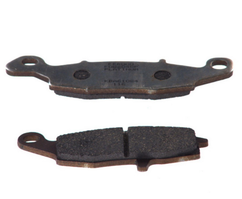 Комплект тормозных колодок Ferodo FDB2048P