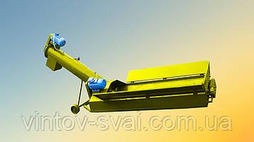 """Разгрузчик вагонов """"ХОППЕР"""" 100 тонн в час для зерна"""
