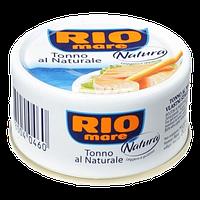 Тунец в собственном соку Rio Mare Tonno Al Naturale, 80 гр