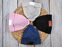 """Детская шапочка""""MB"""" разные цвета, Размеры 42-46, 46-50, 50-54, фото 1"""