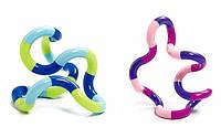 Новая занимательная игрушка антистресс - Тангл