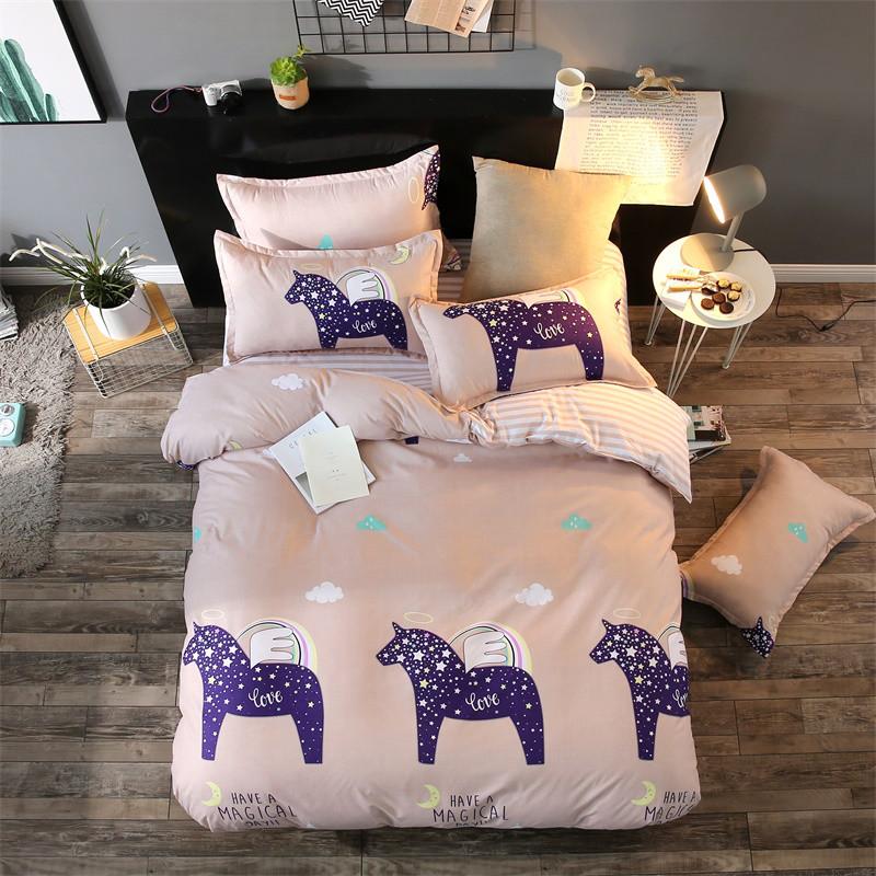 Комплект постельного белья для девочки Pegasus (полуторный)