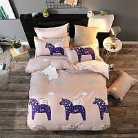 Комплект постельного белья для девочки Pegasus (полуторный) , фото 1