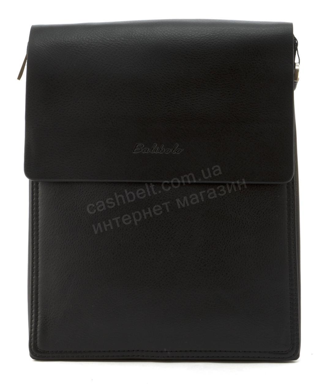 Удобная небольшая мужская сумка BALIBOLO art. 388840-3 черный