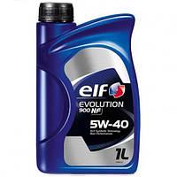 Масло моторное Elf EVOL 900 NF 5w-40  1л/0.85кг SN/CF  A3/B4