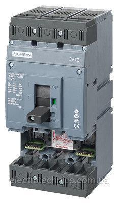 Выключатель автоматический Siemens 3VT5, 3VT5716-3AA38-0AA0