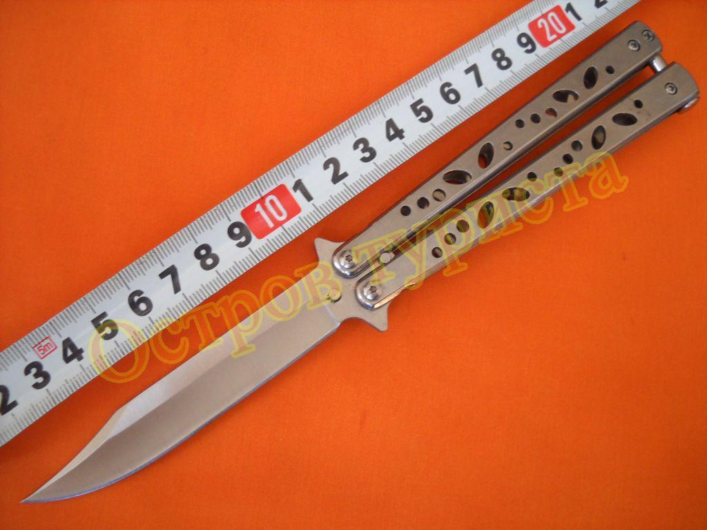 Нож бабочка 198
