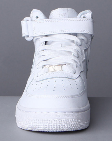 d749d429 Кроссовки Nike Air Force белые высокие - Stylemall Торговый Центр в Киеве