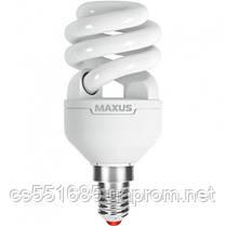 Е14_9W_4100К - Серия XPiral. Энергосберегающие лампы Maxus (Максус)