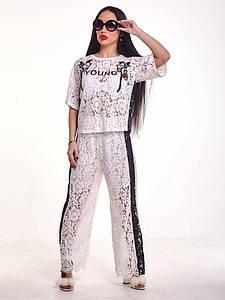 Женский стильный костюм DB-5679