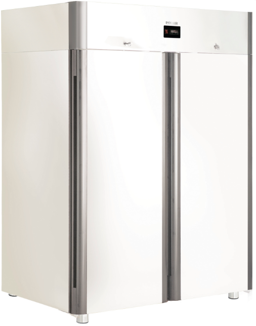 Холодильный шкаф Polair CV114 Sm-Alu под гастроемкости