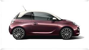 Тюнинг Opel Adam 2013+