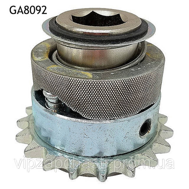 1 Each Flange Nut G=1 7//16 Clamp Assembly Thread Size=3//8-16
