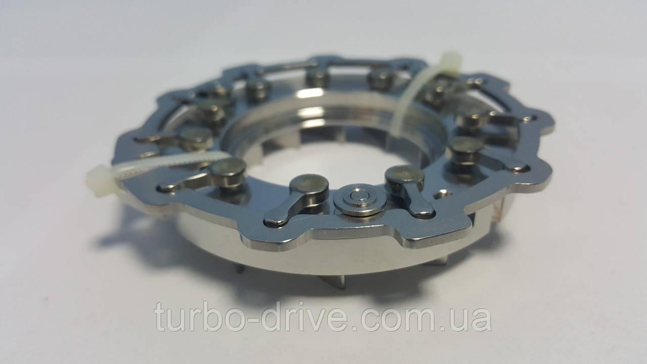 Геометрия Турбины Hyundai Optima 2.0 CRDi