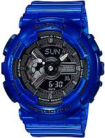 Женские спортивные часы Casio Baby-G BA-110CR-2AER