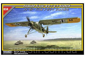 Fieseler Fi156 Storch A-0 / C-1 1/35 Tristar 35034