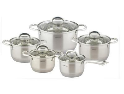 Набір посуду 10 предметів KingHoff KH4466