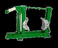 Механическая часть тормоза (тормозная рамка) ТКГ-200