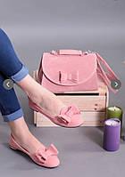 НАБОР - сумочка и балетки, 36, полномерные