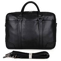 Деловая сумка на плечо 7348A, фото 1