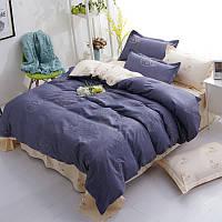 Комплект постельного белья Синий океан (полуторный)  , фото 1